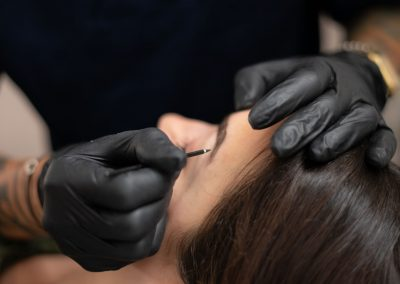 Trucco semipermanente,  dermopigmentazione medicale, tricopigmentazione