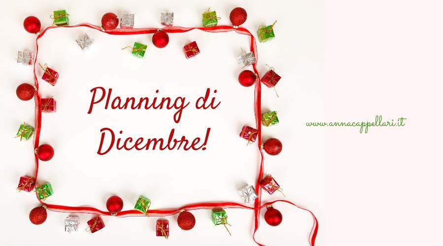 Dicembre di imperdibili appuntamenti!