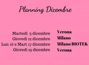 planning dicembre