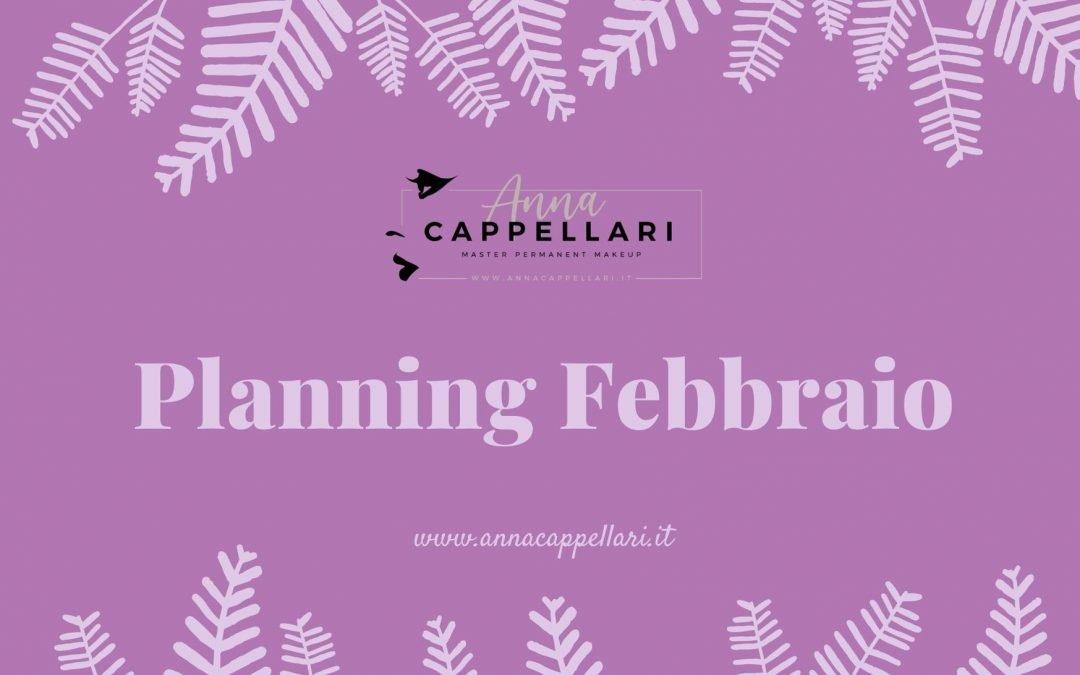 Aggiornati sulle novità di Febbraio!